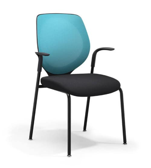 siège-visiteur-353-bleu Giroflex SPO