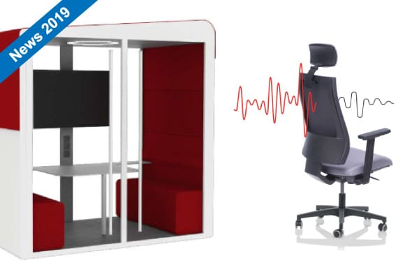 Bulle de silence pour réduire le bruit au travail