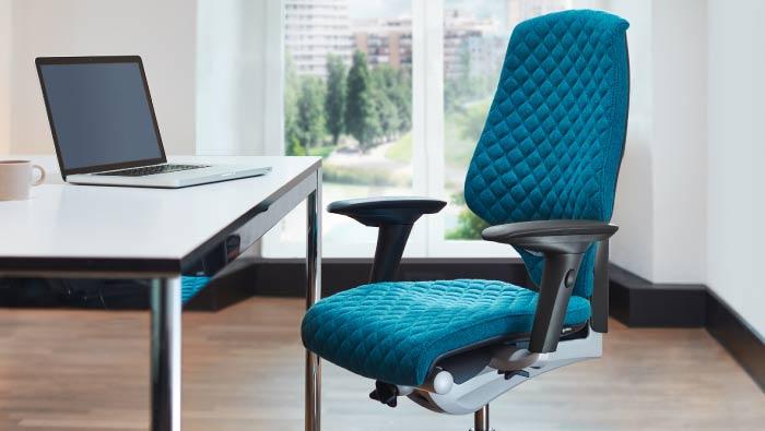 Giroflex 64 QUILT nouveauté fauteuil de bureau