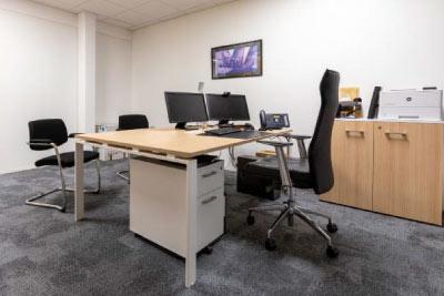 Vente de poste de travail et fauteuil de bureau